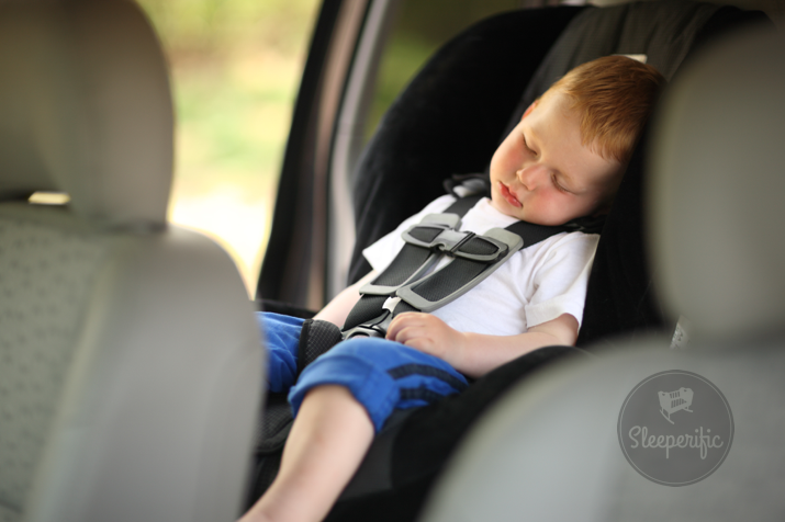 Car Seat Naps - What to do and how to avoid them