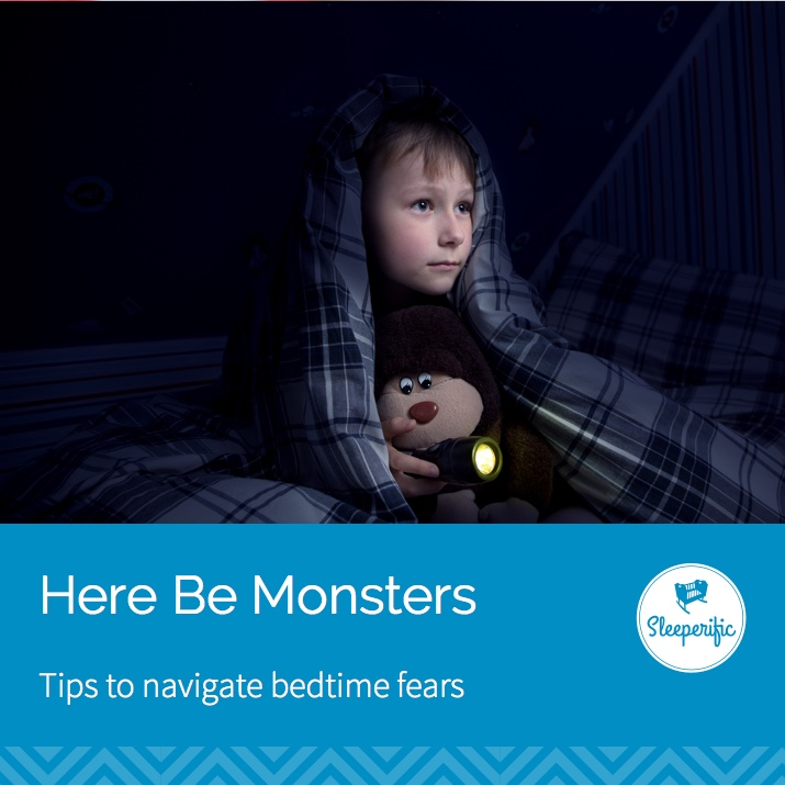 Contending with Bedtime Fears - Monsters Under The Bed